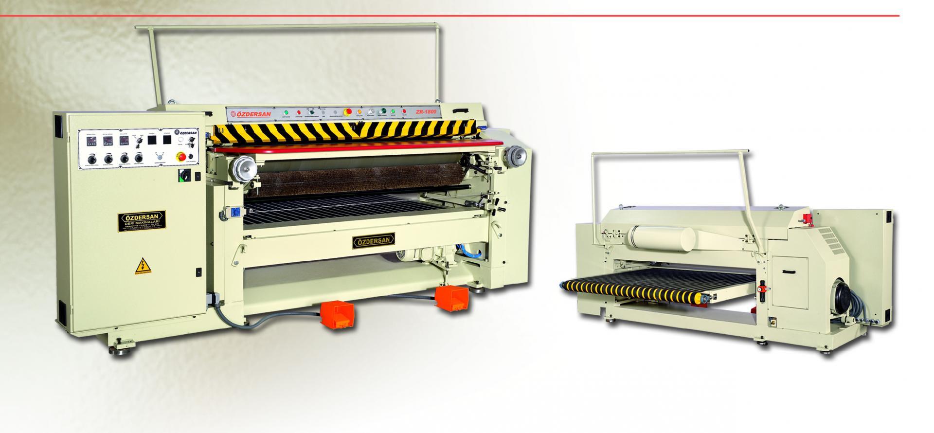 ZR-1800-2400-3000 MM ZIMPARA MAKİNASI